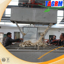 10 tons/day energy saving cassava chip dryer/cassava chip drier with new technology
