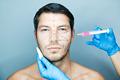 No- reticulado de ácido hialurónico meso inyector de gel para mesoterapia