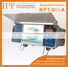 "KPT-906A 3.5 Inch TFT portable digital satellite finder 3.5inch Portable 3.5"" TFT LED Portable HF Satellite finder&HD Monitor(KP"
