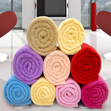 Wholesale Ultra Soft Coral Fleece Throw blanket for Baby Guangzhou Price