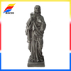 Plated Jesus Statue Metal Jesus Statue