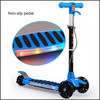 kids push scooter/4 wheel kids scooter/2 front wheel scooter