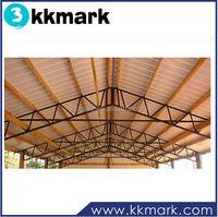 roofing steel truss/galvanized steel roof truss