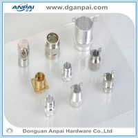 medical aluminum processing hyundai construction customized precision custom milling machinery parts