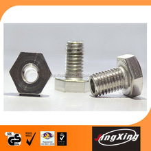 Supplier all type of stainless steel hollow bolt with reasonable price