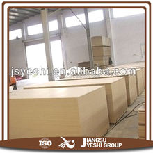 plain mdf board 1220*2440mm,e2 glue