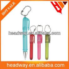 Mini ball pen with lanyard