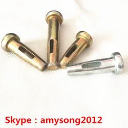 concrete accessories standard pin
