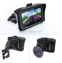 4.3inch gps motorbike & vehicle from China supplier