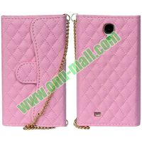Wallet Purse Style for Galaxy Note 3 Shockproof Case with Credit Card
