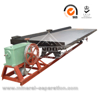 Gold recovery machine 6S shaking table