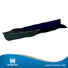 300d polyester waterproof and uv protected barge cover unique uv canoe boat cover