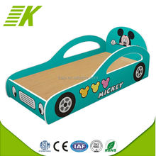 Wholesale fashionable walmart kids bed,kids race car bed
