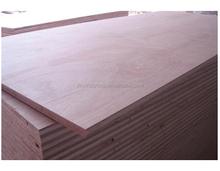 Linyi Formaldehyde Free Furniture Plywood at Wholesale Price
