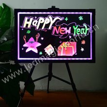 Acrylic Sheet Color Changing LED Notice Board
