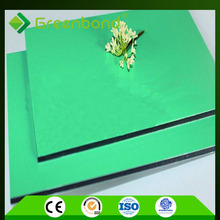 Greenbond high technology self clean aluminum composite panel