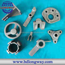 customized 304 stainless steel investment casting