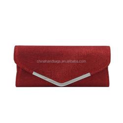 latest beautiful pu leather handbag