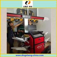 Electronic Car diagnostic machine 3d wheel alignment gauge machine price DS-903D