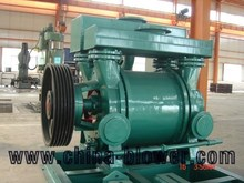 China chemical liquid ring vacuum pumps with electric motor