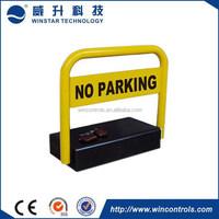 durable remote control car parking lock