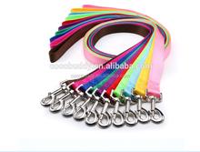 Best seller manufacturer wholesale Nylon Pet Dog lead leash , OEM/ODM