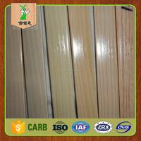 Pvc Plastic Wood Grain Edge Strips