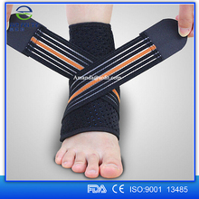 China suppliers wholesale Neoprene Adjustable Ankle Support ,Elastic Ankle support one size fit all
