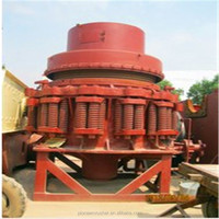 Competitive Price High Capacity Durable High Hardness Stone Spring Cone Crusher Manufacturer in China