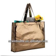 laminado no tejido bolso de compras de imágenes de impresión no tejido bolso de compras tejido pp bolso de compras