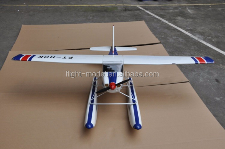 New Upgraded RC Hobby Cessna 182 Fiberglass Nitro RC Airplane