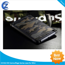 2015 Camouflage Genuine Leather Case FOR mini