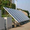 Bluesun cheap design off-grid 1kw solar led street light system