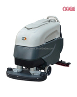 Battery type floor cleaning machine price with two brushes