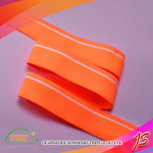 Various color of elastic cloth straps