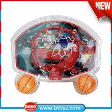 Indoor Plastic Basketball Hoops Toy