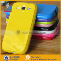 back cover case for samsung galaxy S3 i9300 TPU case