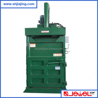 more than 20 years history factory supply CE certificate manually control waste paper hydraulic baler