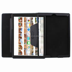 Stand Tablet case cover for ipad mini 4 with document holder with high quality
