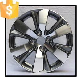 """16-19"""" left/right racing car alloy wheel for drifting"""