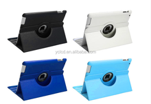 Tablet PU case for ipad mini,360 rotating case for ipad mini