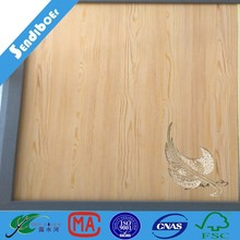 decorative mdf hardboard with E0/E1/E2