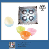 yuyao mold export design make plastic bowl noodle high quality used injection molds for sale