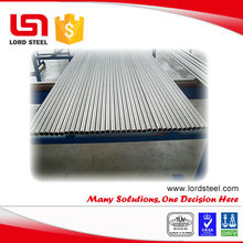 plain ends seamless stainless steel heat exchanger pipe ss304 ss304L ss316 ss316L