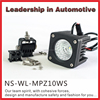 2015 NEW 10W super bright Motorcycle led off road driving light accessories work lamp