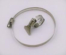 De combustível ajustável fio hose clip