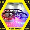4 canaux avec Gyroscope 3D roulant RC coccinelle, 2.5 G transmetteur UFO quadcopter, Avion Jet Turbines