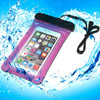 Universal PVC Cell Phone Waterproof Bag With IPX 8 Certificate
