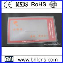 Portable PVC palm magnifier BHM-09