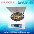 centrifugadora médica de baja velocidad para laboratorios y hospitales